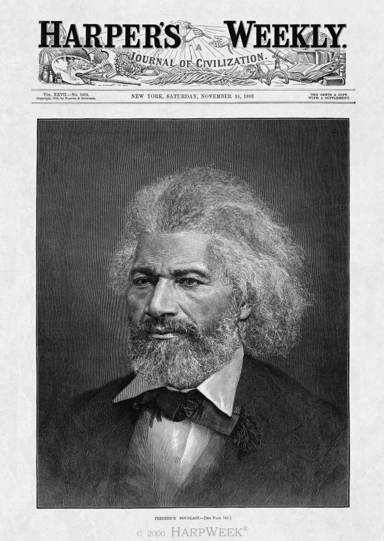 ... Frederick D... Frederick Douglass Biography
