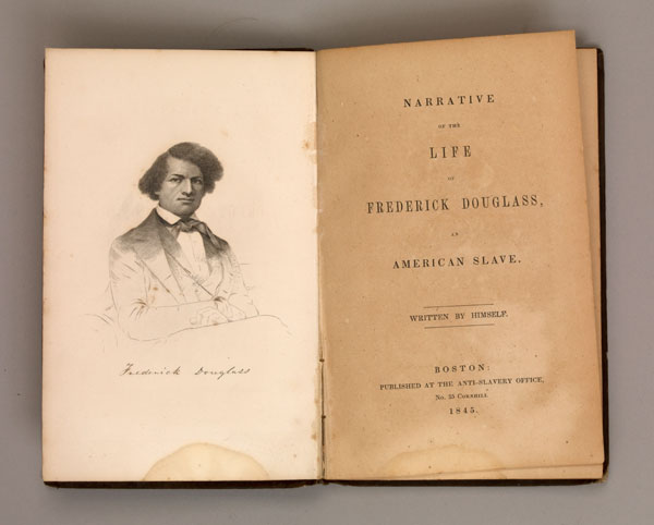 frederick douglass book review essay Frederick douglass' revolutionary novel, narrative of the life of frederick douglass an american slave, sent a seismic shock through american society absence in his life is directly conflicts with the sacred bond betweenmother and childset forth through countless books and artworks, such asla pieta.