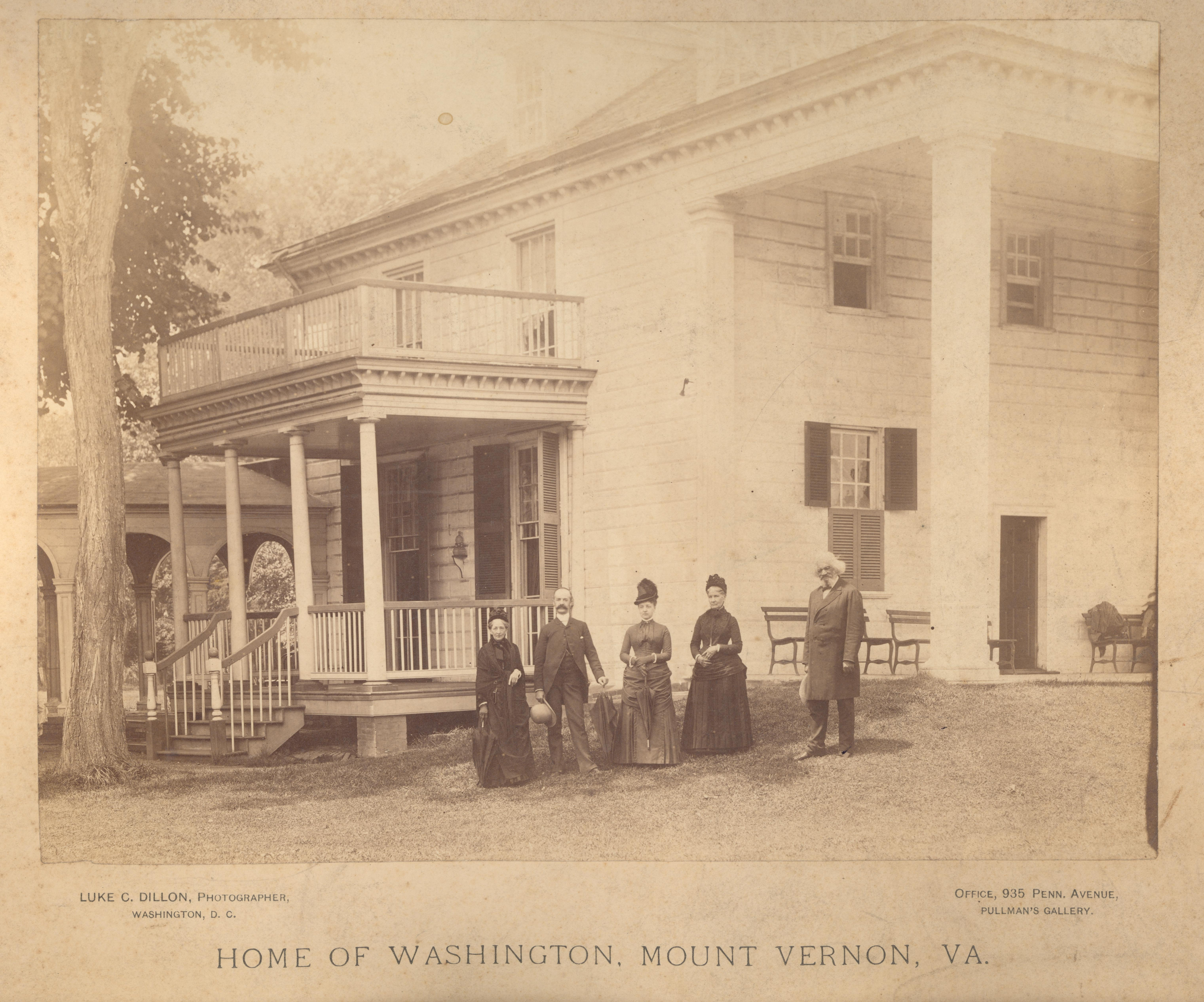 Frederick Douglass Frederick Douglass In Washington D C