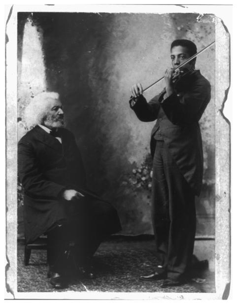 Fred & Joseph Douglass