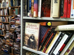 """Frederick Douglass in Washington, D.C."" at Capital Hill Books."