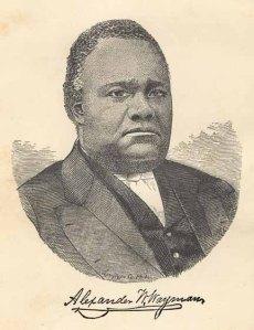 Rev. A. W. Wayman, D.D.