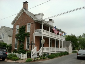 Dr. Dodson House in St. Michaels