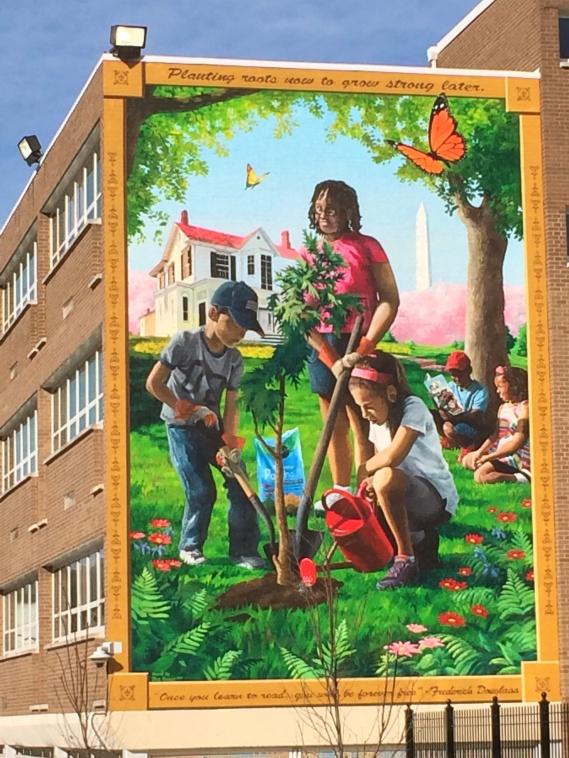 Cedar Hill mural_Ketcham ES_15th St