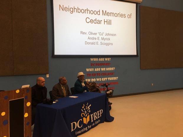 FDCC_Neighborhood Memories of Cedar Hill _ 12.9.17