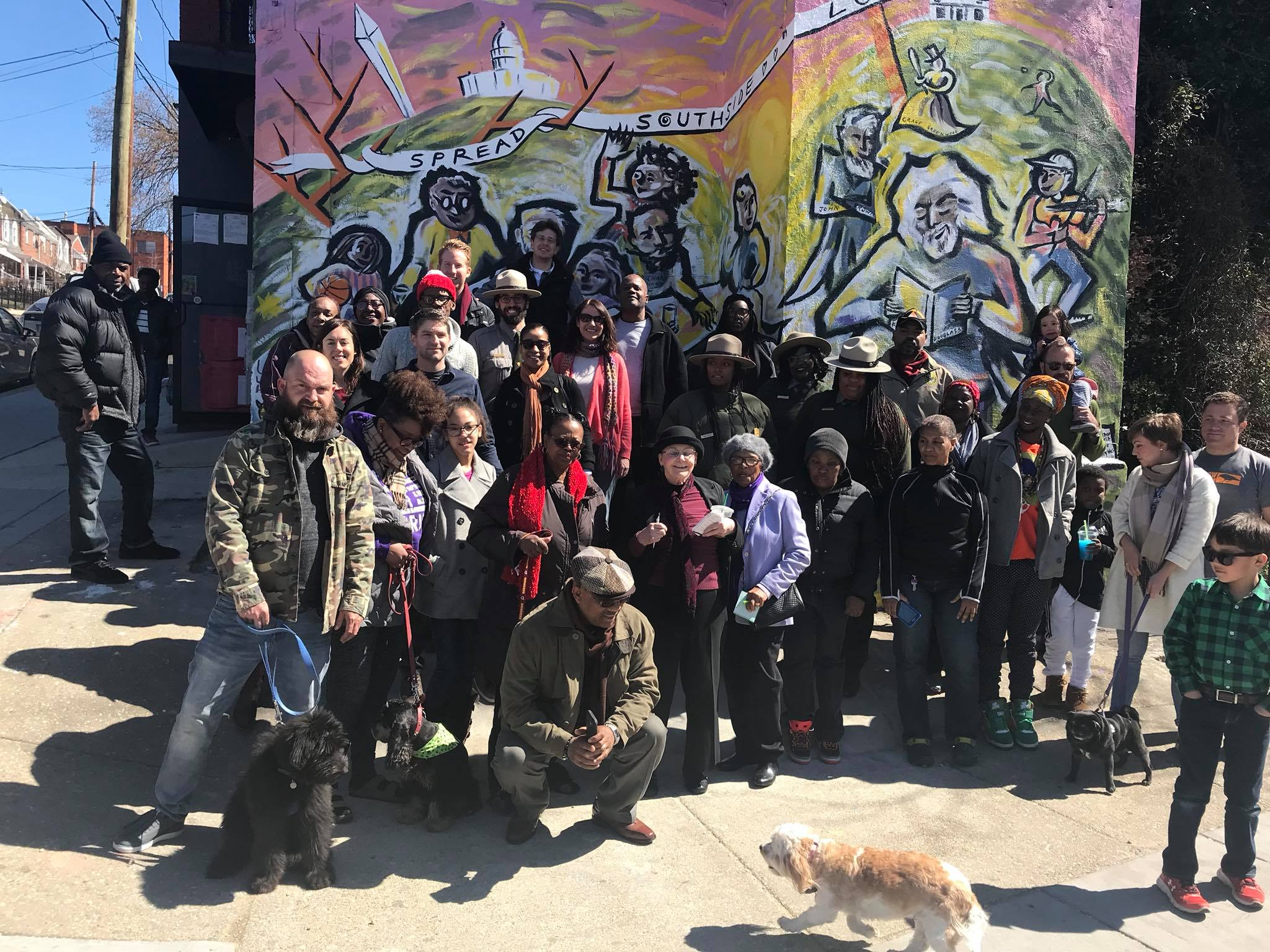 Community Picture Day _ Spread Southside Love _ March 2018