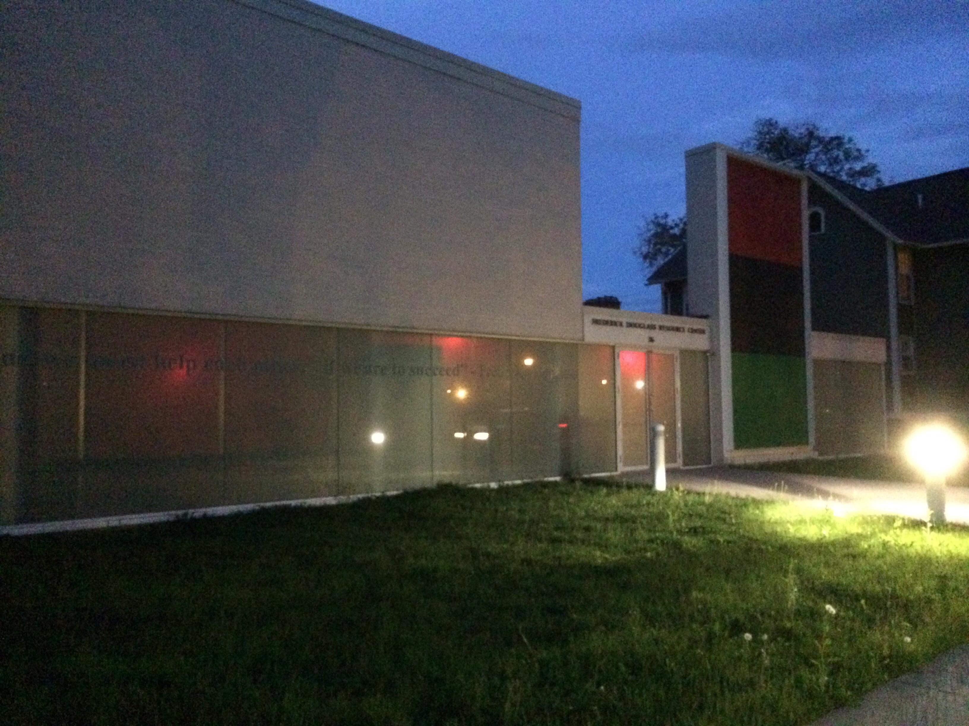 FD Resource Center -- evening time
