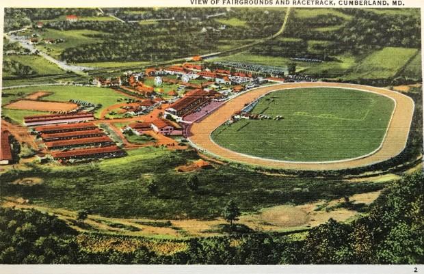 Cumberland Fairgrounds - WCFL