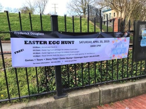 Easter Egg Hunt - April 20, 2019